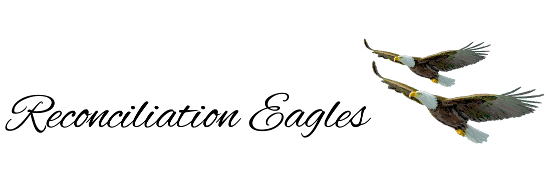 Reconciliation Eagles Logo