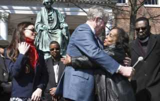 From a descendant of Roger Taney to a descendant of Dred Scott: I'm sorry